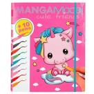 Topmdoel Manga Tasarım Kitabı (8766)