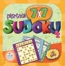 7x7 Çıkartmalı Sudoku 4