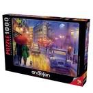 Anatolian Puzzle 1000 Parça Paris'de Bir Gece 1070
