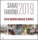 Angora Sanat Masa Takvimi 2019