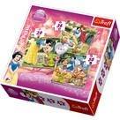 Trefl 34038 3'lü Snow White Puzzle