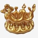 Legami Parti Ürünü Taç Kral