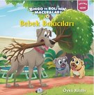 Bebek Bakıcıları-Bingo ve Roli'nin Maceraları-Öykü Kitabı
