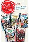 Şok Timi Seti-5 Kitap Takım