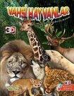 Vahşi Hayvanlar-3 Boyutlu Bilgi Serisi