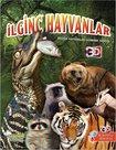 İlginç Hayvanlar-3 Boyutlu Bilgi Serisi
