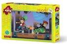 Art Kids-Puz.50  Kaykaycı Çocuklar 34x48cm 4502