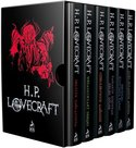 H.P. Lovecraft Seti-6 Kitap Takım Kutulu