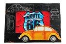 Giftpoint-Vintage Araba Çerçeve 6x4'' GP-1848