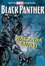 Black Panther Wakanda Savaşı-Müthiş Marvel Hikayeleri