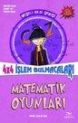 4x4 İşlem Bulmacaları-Matematik Oyunları-Neşeli Bilgi Serisi 5.Kitap