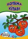 Boyama Kitabı Meyveler ve Sebzeler