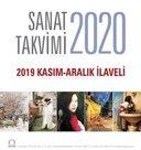 Angora Sanat Masa Takvimi 2020