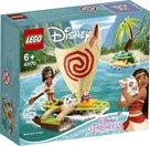 Lego Disney Moananın Okyanus Macerası 43170