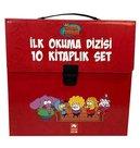 Kral Şakir Kırmızı Çanta İlk Okuma Seti-10 Kitap Takım