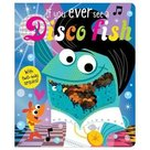 If You Ever See a Disco Fish (two-way sequins)