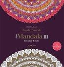 Mandala 3-Boyama Kitabı