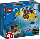 Lego City Okyanus Mini Denizaltı 60263