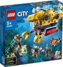 Lego City Okyanus Keşif Denizaltısı 60264