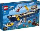 Lego City Okyanus Keşif Gemisi 60266