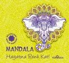 Mandala - Hayatına Renk Kat! - Büyüklere Boyama Kitabı