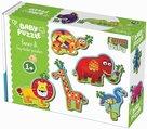DiyToy-Puzzle Baby Orman Hayvanları