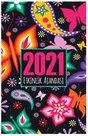 Halk 2021 Akademik Ajanda Ebru