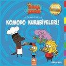 Kral Şakir Komodo Kurabiyeleri! - İlk Okuma 18