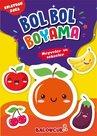 Bol Bol Boyama - Meyveler ve Sebzeler