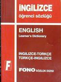 İngilizce/Türkçe - Türkçe/İngilizce Standart Sözlük