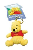 Winnie The Pooh Disney Anahtarlık Pooh  Keyring Unique Velboa 5 Cm 505598