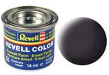 Revell Boya Tar Siyah Mat 14ml 32106