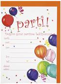Big BDGD-01 balonlar( 5k5z) - Doğum günü Davetiyeleri