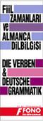 Almanca Fiil Zamanları ve Dilbilgisi Tablosu
