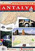 Touristmap Antalya Harita - Plan Rehberi