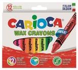 Carioca Jumbo Pastel Boya 12Li (42369)