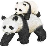Papo Panda Ve Yavrusu P50071