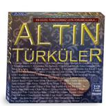Altın Türküler 3 CD BOX SET
