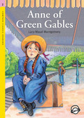 Anne of Green Gables with MP3 CD