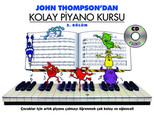 John Thompson'dan Kolay Piyano Kursu 2