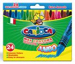 Carioca Kalin Pastel Boya Kalemi - 24 Adet / Karton Ambalajda 42390