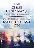 1770 ÇEşme Deniz Şavaşı - Battle Of Cesme 1770