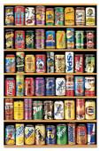 Educa Puzzle Soft Cans-Miniature 14835 1000 Lik