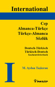International Almanca-Türkçe - Türkçe-Almanca Cep Sözlük