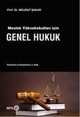 Meslek Yüksekokulları İçin Genel Hukuk