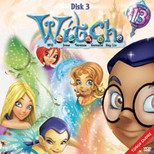 Witch Vol 1 Disk 3 - Witch Vol 1 Disk 3