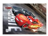 Cars Spiralli Lüks Resim Defter i 25X35Cm.15 Yaprak 120Gr.300215-33