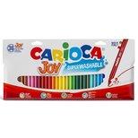 Carioca Joy Süper Yıkanabilir Keçeli Boya Kalemi 36'lı