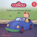 Caillou 11: Deneme Sürüsü