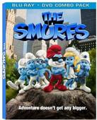 The Smurfs - Şirinler (BD + DVD Combo Pack)